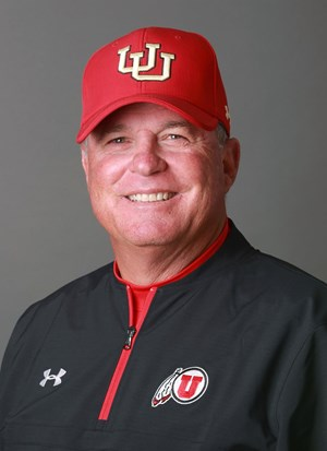 Bill Kinneberg - Baseball Coach - University of Utah Athletics
