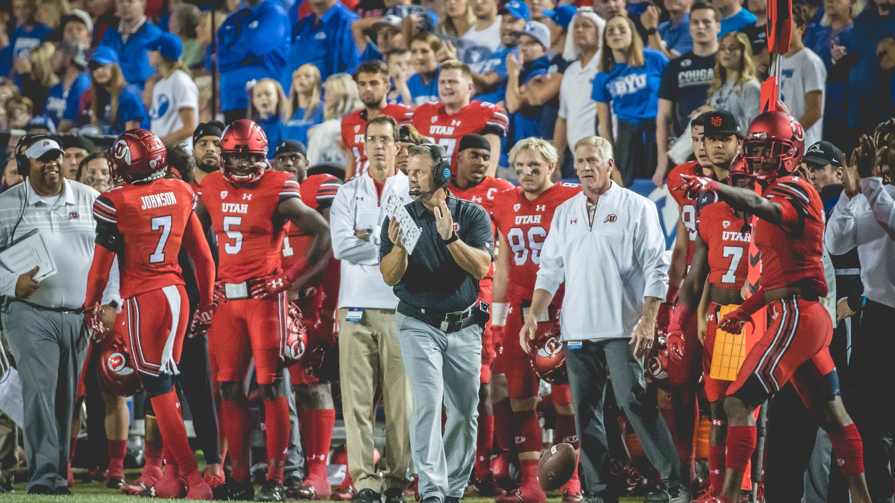Ute Football Camps Open for Registration - University of