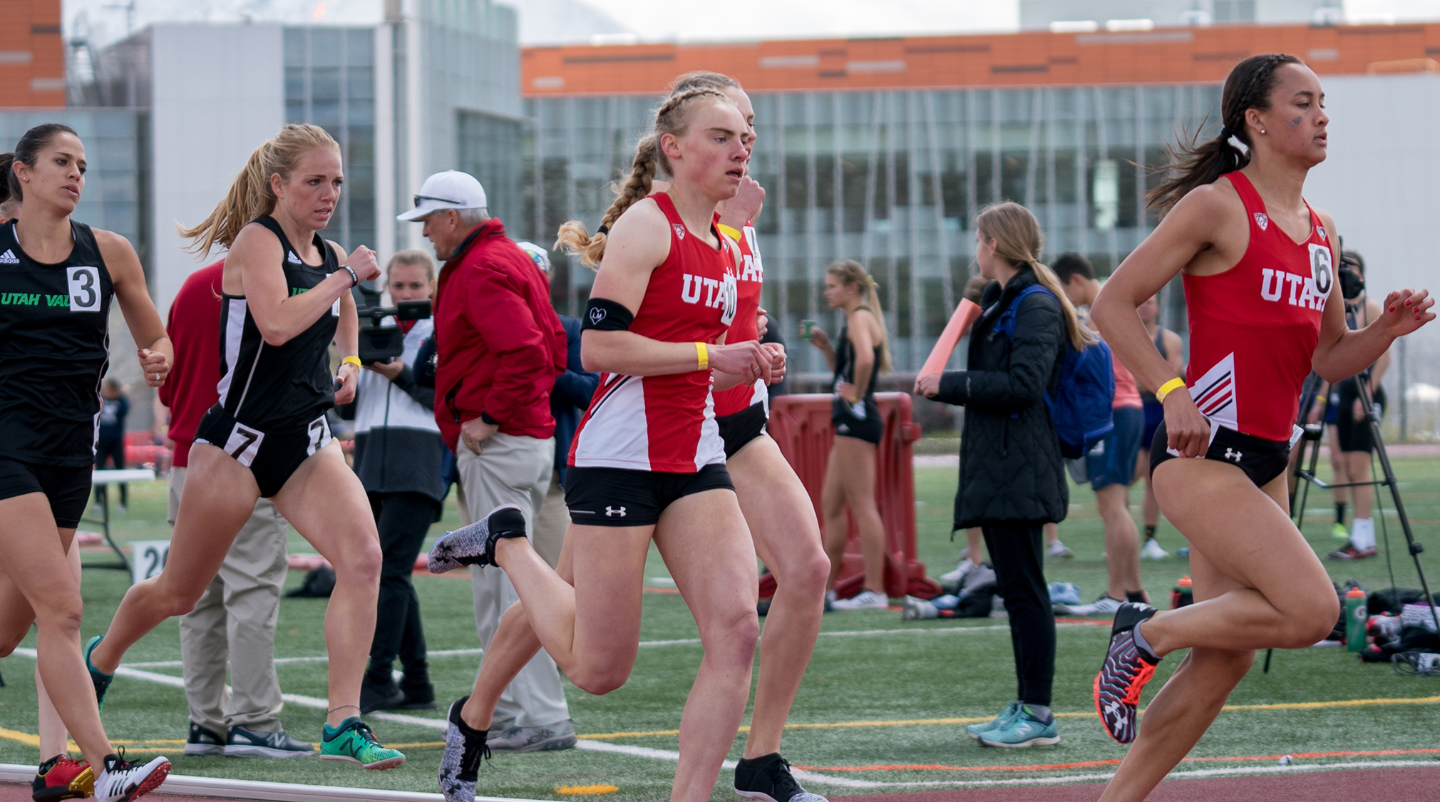 Feeny Sets Another School Record at Bryan Clay Invitational